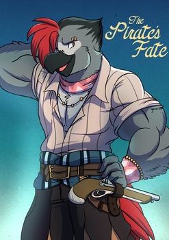 The Pirate's Fate: Brock by volkenfox