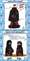 itachi :: baby book 3, 4 by sirrala