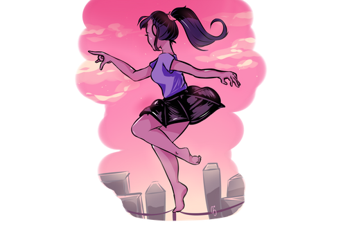 Passion of dance by BerryKiss677