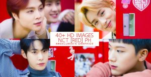NCT [RED] Photopack by AngellBeats
