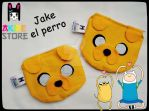 Jake POUCH by akirepower