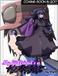 My Girlfriend's a Hex Maniac (Main Cover) by Mgx0