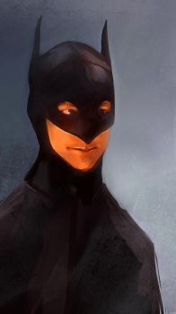 Batman Abed by sscindyss