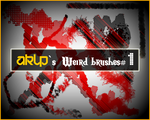 AKLPs weird brushes by AKLP