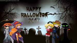 Halloween collab 2017 Part 1 by snitchpogi12