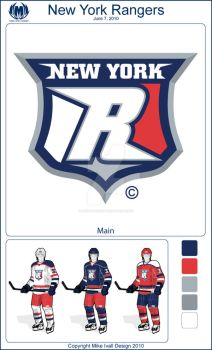 Rangers Concept by MikePho3niX