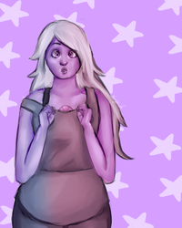 Amethyst :3 by Lumijus