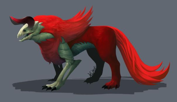 Monster Design by KORHIPER