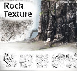 LJF Rock Texture Brush by LJFHutch