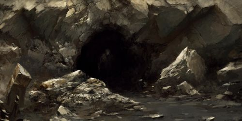 Cave by ChrisCold