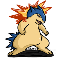 Dec. POKEDDEXY Challenge 7: Fav Fire Type by SLiDER-chan
