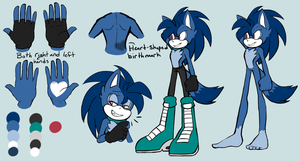 Sage Aster Ref by Shanzehpoo