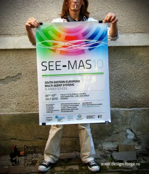 SEE-MAS 2010 Poster by dreamcrafter