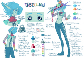 [OC] Tabellion Reference Sheet by PRISMkidd