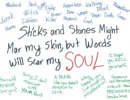 Sticks and Stones by IlanaNight