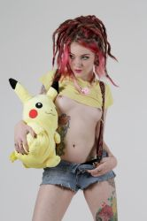 Gotta Catch Them All! Bad Misty I by Srefis