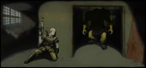 Fallout: I smell humans... by MarsVII