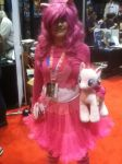 Pinkie Pie C2E2 2014 by MagicalCrystalWings