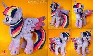 My little Pony - Rainbow Power - Twilight Sparkle by Lavim