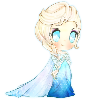 The cold never bothered me anyways by Obese-Butterfly