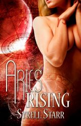 Book Cover - Aries Rising by RazzleDazzleDesign