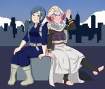 [BnHA] Open Collab - Costume Switch! by BettaBlue