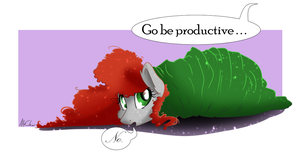 Being Productive by AllyClaw