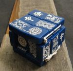Mahjong Tiles Box for Jewelry or Candy by DanielleDucrest