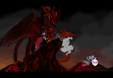 MLP Series Finale Possible Screenshot by Crisostomo-Ibarra