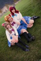 Love Live! - School Idols by SparklePipsi