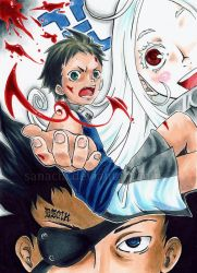 DEADMAN WONDERLAND by SANACHI