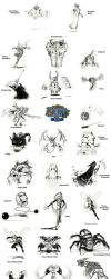 Zelda: Oracle of Ages Bosses by JNRedmon