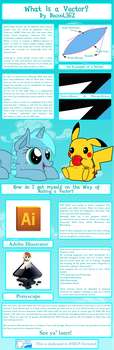 Tutorial - What is a Vector and Where to Begin by Budgeriboo