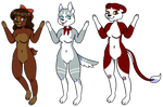 Breeding results by meowthatsme