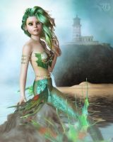 Charm of the Ocean by RavenMoonDesigns