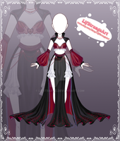 [Close] Adoptable Outfit Auction 159 by LifStrange