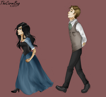 Careful, there are Lightwoods roaming around here by TheCarmiBug
