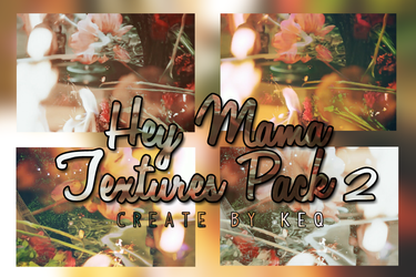 15 Hey Mama Textures Pack 2 by MaroonQing