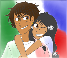 [APH] MexPhil: Keep Smiling! by dreamjars