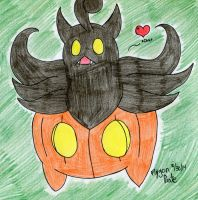 Pokemon- Pumpkaboo