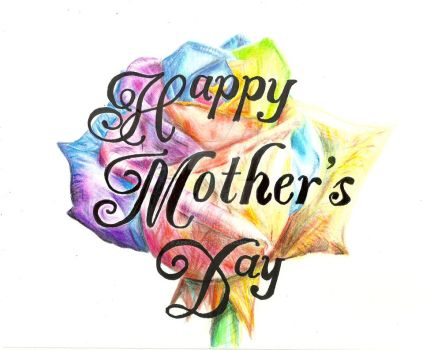 Happy Mother's Day Card by aeroscythel