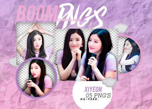 +Pack Png PRISTIN Xiyeon by Pohminit
