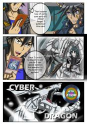 YGO D-stortion Doujin - Ch 14 - Page 6 by threatningroar