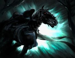 The Black Rider by Noble--6