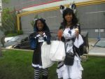 More Cat S and M - ACen 2011 by JessicaOfTheWall