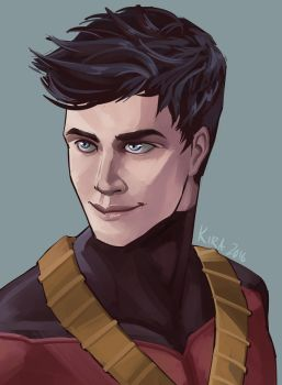 3 of 4: TIM DRAKE by kira-meku