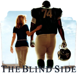 The Blind Side Movie Folder Icon by MrNMS