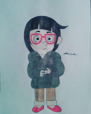 Chloe Park from We Bare Bears by yahoo201027