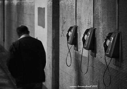 telephone by bayugly