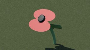 Remembrance Day Poppy 4 by JMK-Prime